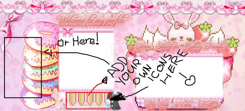 IMVU layout