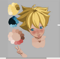 Boruto IMVU DP (In progress..) by TetsuyaNoKenma