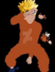 Naruto Original DP Hand Update