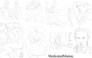 Supernatural Requests by MedicatedManiac