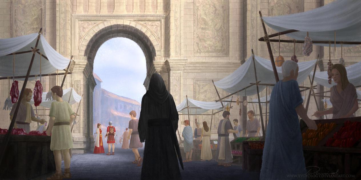 Marketplace by xygyology