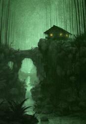 Creepy Hut