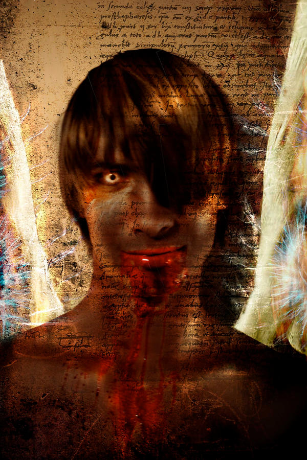 blood angel by Zeiran