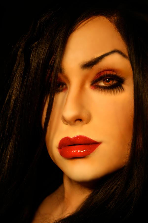Madd lady by Zeiran