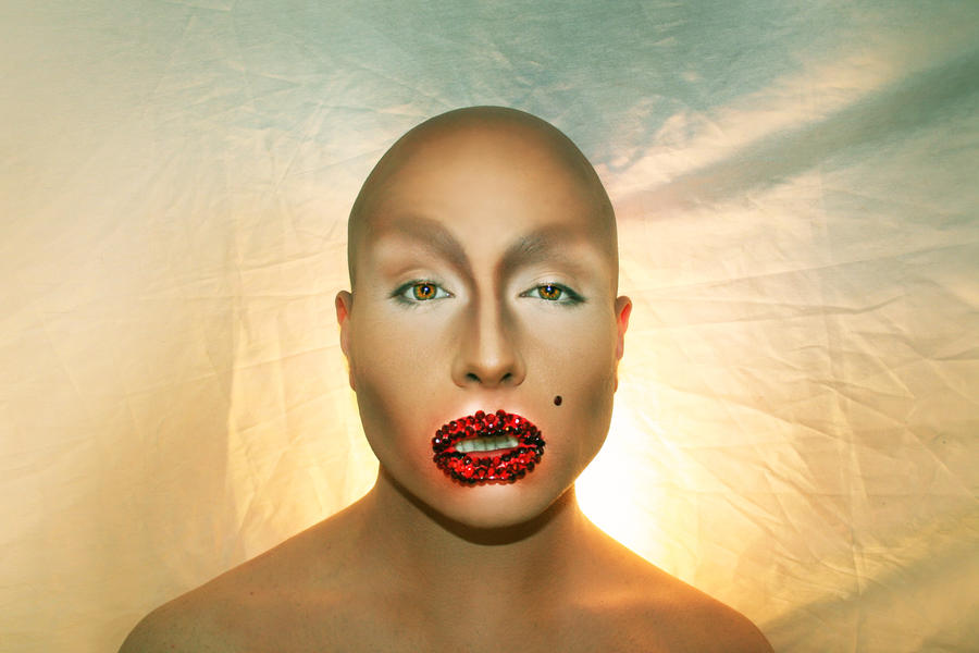 Ruby Lips by Zeiran
