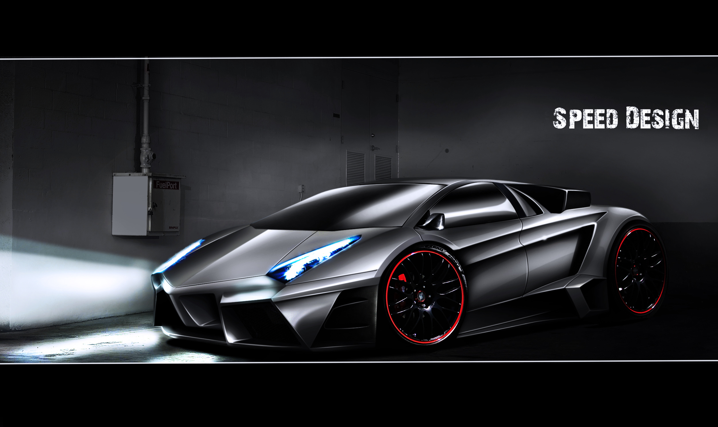 Lambo Concept by Speed Design on DeviantArt
