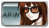 STAMP - ARiN by Shinigami-Mero-Chan