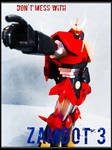 Don't Mess with...ZAMBOT 3 by BrodoNerd