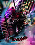 Morales - Into the Spider-Verse