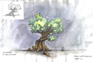 Mangled Tree by alexmyer