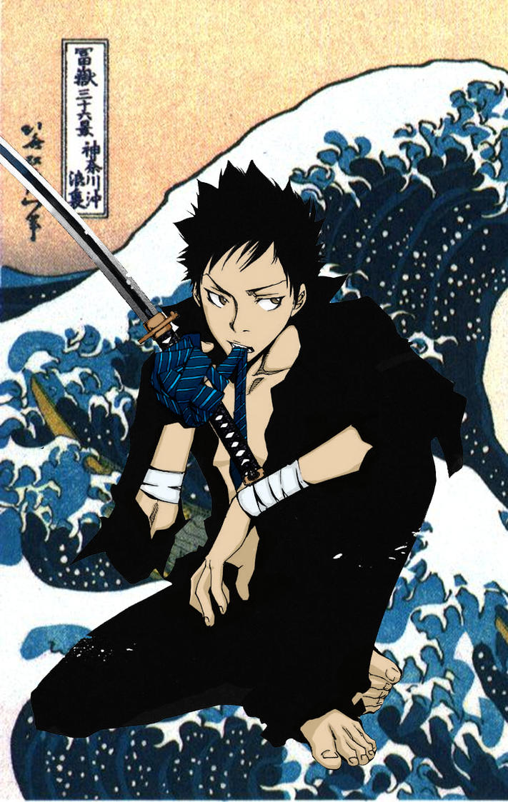Yamamoto Takeshi by Halfheart-Fox