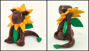 Sunflower Dragon