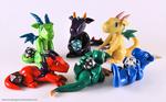 Otakon Dice Dragons