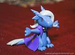 My Little Pony-Dragons: Trixie