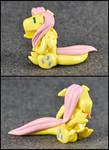 My Little Pony-Dragons: Fluttershy