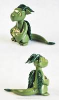 Green Leaf Dragon