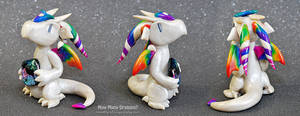 Rainbow Pearl Dragon