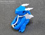 Blue iPod Dragon