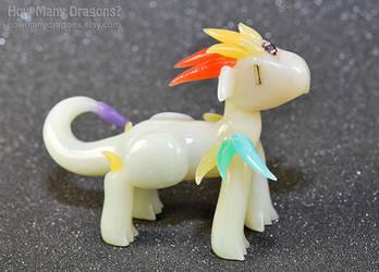 Rainbow Elementals: Air Dragon
