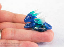Bitty Baby Sea Dragon by HowManyDragons
