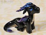 Black Shimmer Dragon