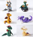 Six Dragon Sampler