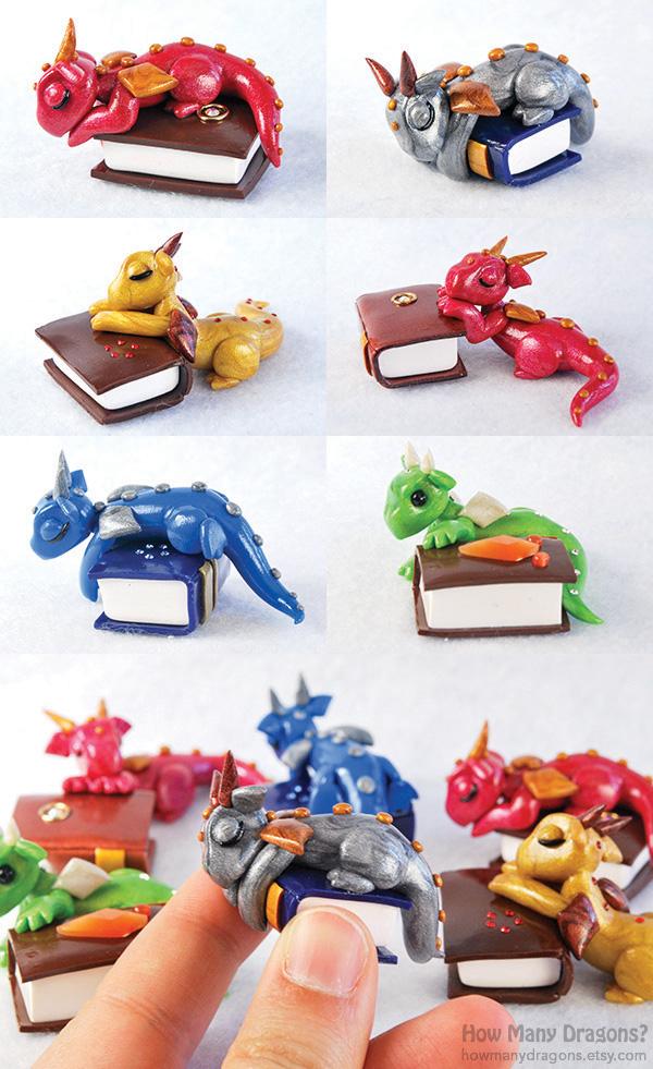 Sleepy Baby Book Dragons