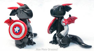 The Winter Soldier-Dragon