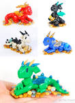 Gold Hoarder Dragons