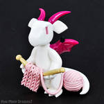 Knitting Dragon