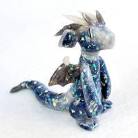 Black Opal Dragon - Version 2 by HowManyDragons