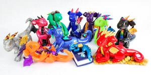 Shadowbox Dragon Group