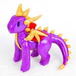 Spyro the Dragon by HowManyDragons