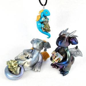 Bismuth Dragons