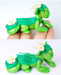 Water Lily Dragon