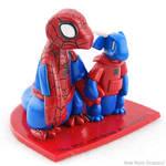 Spider-Man Dragon Duo