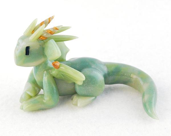 Jade Guardian Dragon
