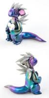 Rainbow Heart Dragon
