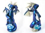 Celestial D20 Dragon