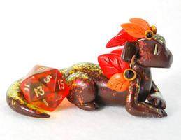 Seasonal Dragons: Autumn Maple