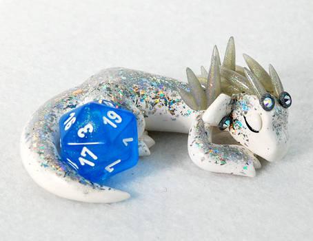 Seasonal Dragons: Winter Holo
