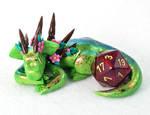 Seasonal Dragons: Spring Blossom