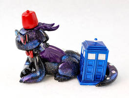 Dr. Who Dragon by HowManyDragons