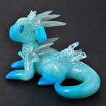 Blue Siamese Ice Dragon