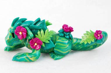 Jungle Creeper Dragon