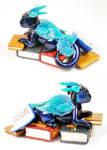 Book-Hoarding Sea Dragon