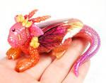 Pink Lemonade, the Fairy Dragon