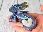 Black Opal Fairy Dragon