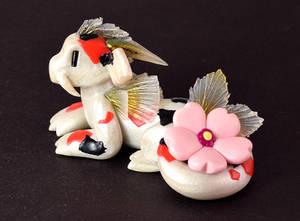 Sakura Koi Dragon