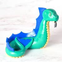 Commission: Karaga, the Sea Serpent